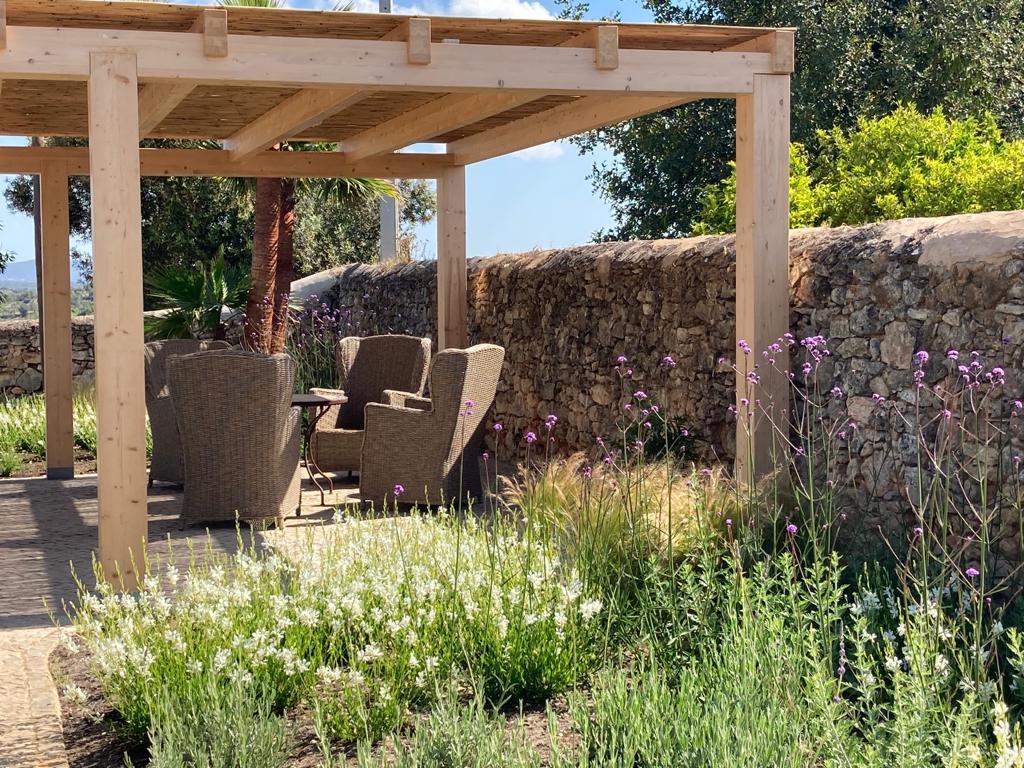 landscape designs algarve earth and clay garden design mandi clarke